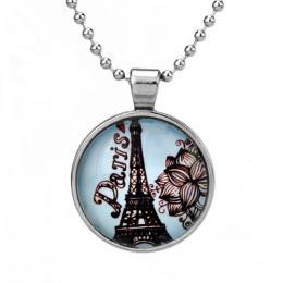 D�msk� modr� p��v�sek Paris - zv�t�it obr�zek