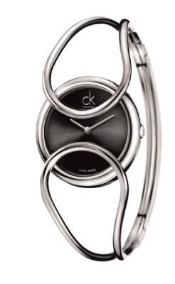Calvin Klein Outlet D�msk� Hodinky Inclined K4C2S111