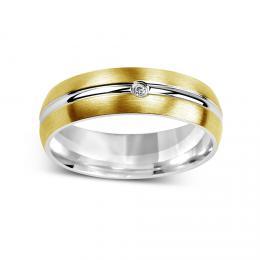 Ocelov� snubn� prsten pro �eny VERNON