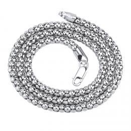 Dámský náhrdelník ze støíbra POPCORN - 4 mm - zvìtšit obrázek