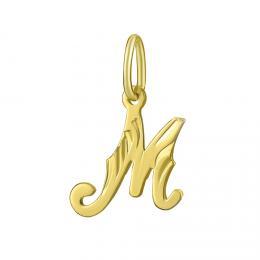 Zlat� p��v�sek p�smeno M