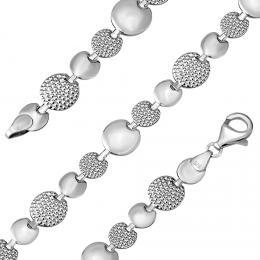 Dámský náhrdelník DAPHNE ze støíbra 45 cm