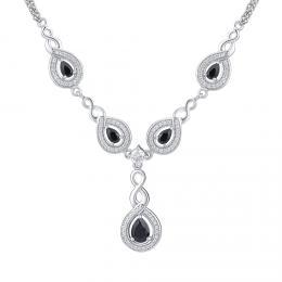 SILVEGO luxusní støíbrný náhrdelník