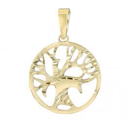 Zlat� p��v�sek Strom �ivota ru�n� brou�en�
