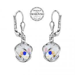 SILVEGO st��brn� n�u�nice se Swarovski® Crystals - zv�t�it obr�zek