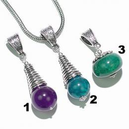 Bi�utern� p��v�sek Beads