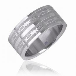 Prsten z chirurgick� oceli