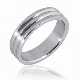 Ocelov� snubn� prsten - V�PRODEJ