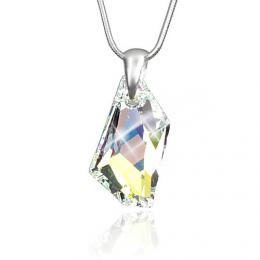 St��brn� p��v�sek De-Art Crystal AB se SWAROVSKI ELEMENTS