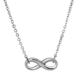 Náhrdelník Infinity z chirurgické oceli