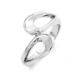 St��brn� atraktivn� prsten pro �eny