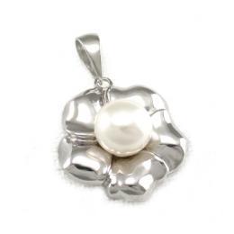 P��v�sek s perlou - kv�t