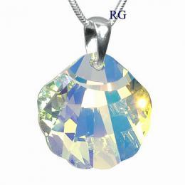 SILVEGO pшнvмsek MUЉLE se Swarovski(R) Crystals