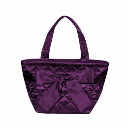 NARAYA sat�nov� fialov� kabelka do ruky