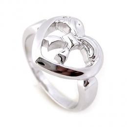 Stшнbrnэ prsten - srdниko