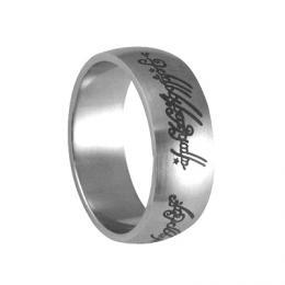 Prsten moci ocelov�