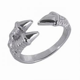 Ocelov� prsten - Orl� dr�p - AKCE - zv�t�it obr�zek