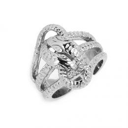 Ocelov� prsten - Hadi