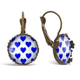 N�u�nice VESPER srd��ka barvy modr�