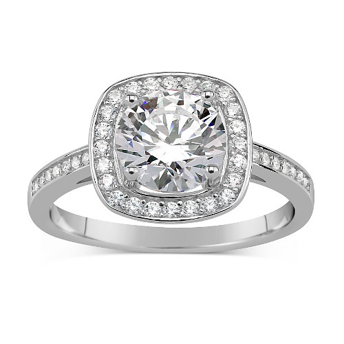 SILVEGO stříbrný prsten se Swarovski(R) Crystals - stribro-klenoty.cz f56773343b7