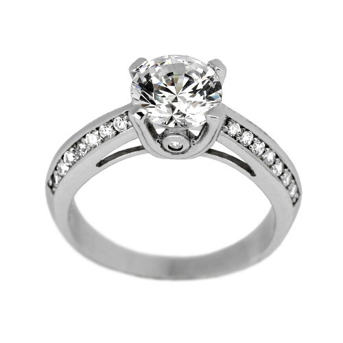 SILVEGO stříbrný prsten PROELIO se Swarovski(R) Crystals - zvětšit obrázek.  Zvětšit obrázek Zvětšit obrázek ... a2926506a19