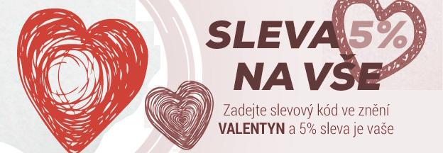 Sv. Valentэn a slevy